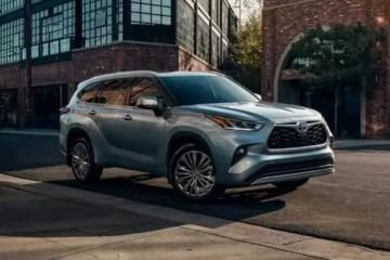 全新汉兰达美国价格标配V6不到24万国内下一年上市