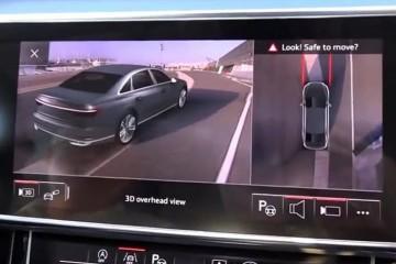360度全景倒车印象很奇特来看看究竟怎么完成