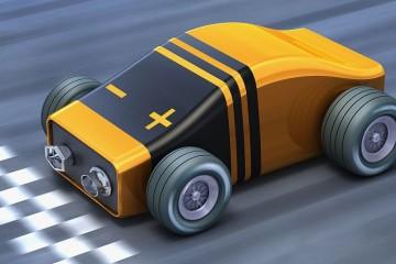 比亚迪推刀片电池特斯拉玩超级电容新能源轿车进入技能大决战