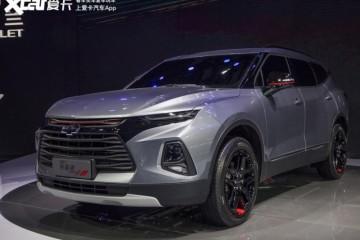 雪佛兰开拓者将推5款车型4月16日上市