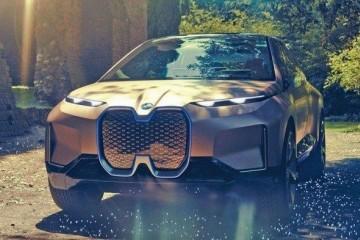 续航750公里宝马全新纯电动汽车或命名i52021年上市